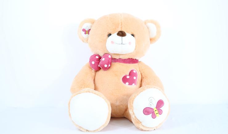 小熊朵依|小熊朵依|抱抱宝贝毛绒玩具公仔定制